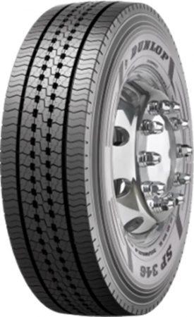 Dunlop Sp346 265/70R17.5 139/136M