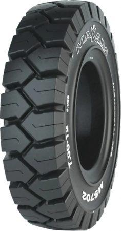 16X600-8 Maxam Ms702 (4.33R) tömör, ajakos (150/75-8)